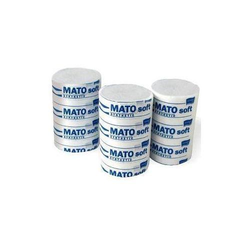 Podkład podgipsowy syntetyczny matosoft synthetic jałowy 15cm x 3m - 1 szt. marki Tzmo