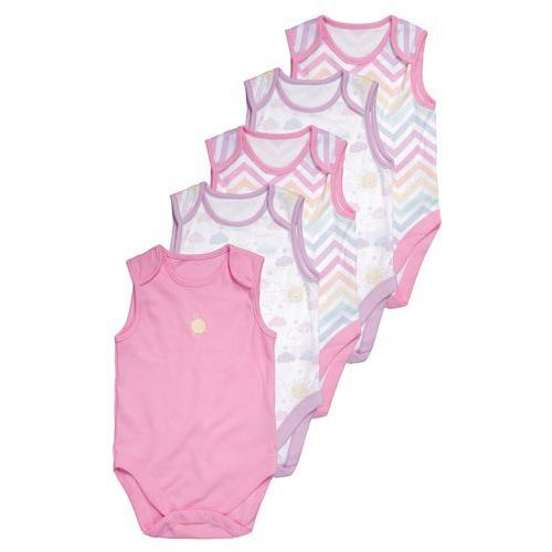 mothercare SUNSHINE 5 PACK Body pastels multicolor (5021467502765)