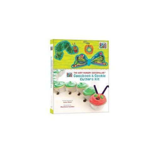 Very Hungry Caterpillar Cookbook and Cookie Cutters Kit (9781452125527)