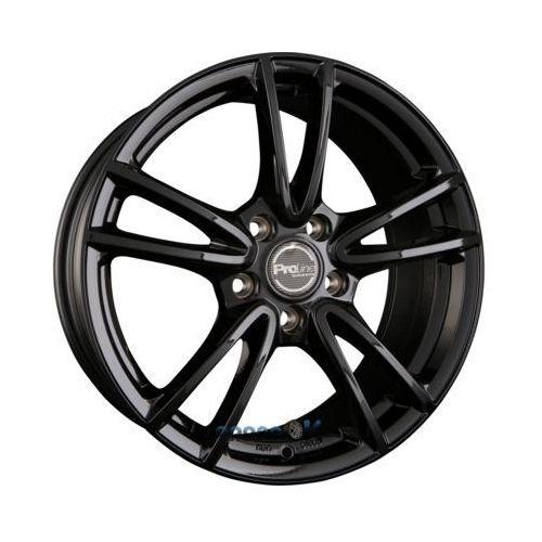 Proline wheels cx300 black gloss einteilig 7.50 x 17 et 49