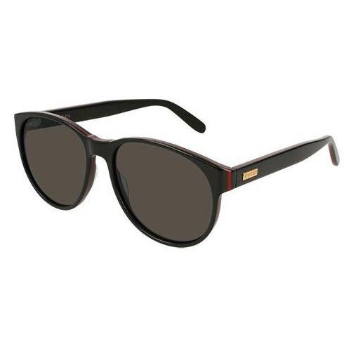 Okulary słoneczne gg 0271s 001 marki Gucci