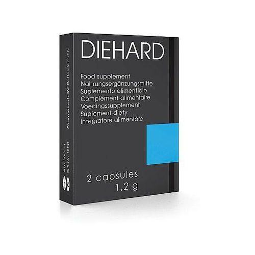 Diehard - Lepsza Erekcja 2 tab. | 100% DYSKRECJI | BEZPIECZNE ZAKUPY