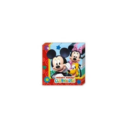 SERWETKI MICKEY PLAYFUL 33x33cm 20szt (5201184815106)