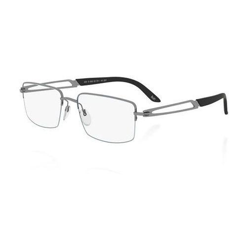 Silhouette Okulary korekcyjne  titan sculpture nylor 5277 6058