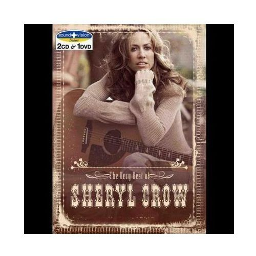 Best, Live In Central Park. Sound and Vision (CD+DVD combo) - Sheryl Crow