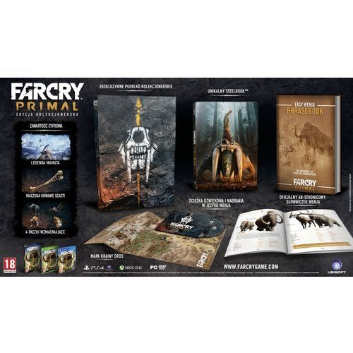 Far Cry Primal - produkt z kat. gry PC