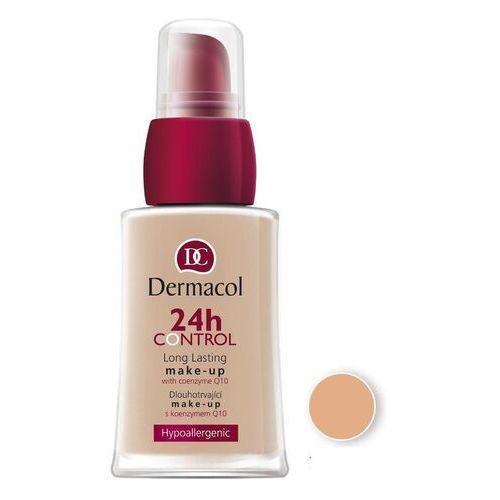 24 control make-up | podkład z koenzymem q10 02 marki Dermacol