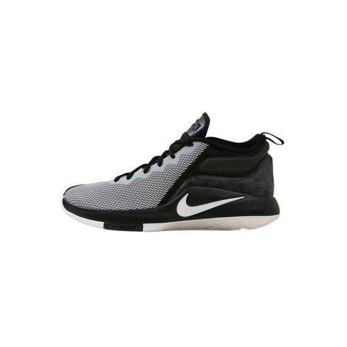 Nike Performance LEBRON WITNESS II Obuwie do koszykówki black/white