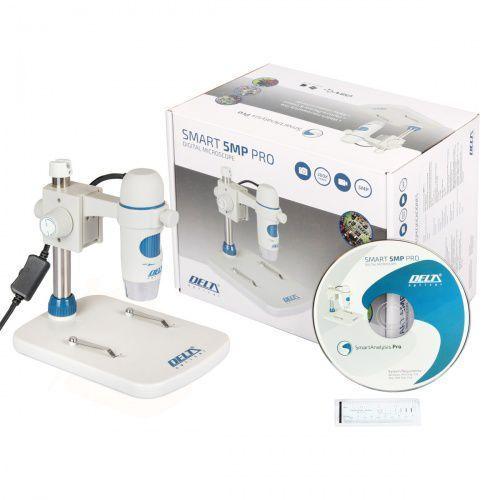 Mikroskop cyfrowy Smart 5 MP Pro Delta Optical z kategorii Mikroskopy