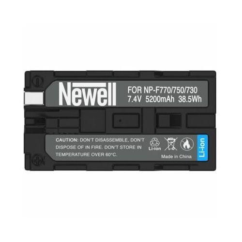 Newell Akumulator 5200 mah do sony np-f770