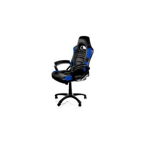 Arozzi Fotel gamingowy enzo (enzo-bl) czarna/niebieska