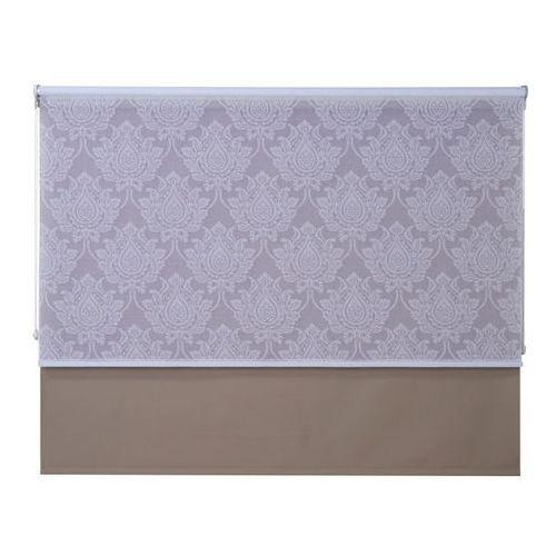 Colours Roleta albe double 180 x 200 cm zaciemniająca