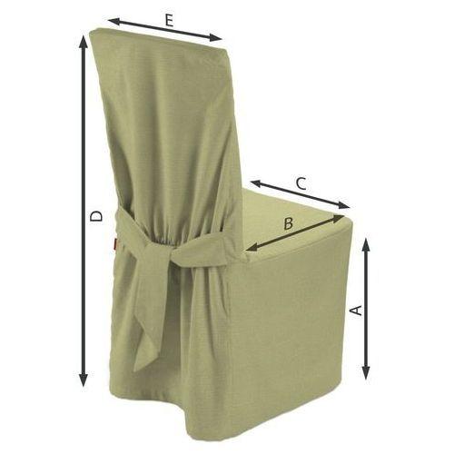 Dekoria sukienka na krzeslo jokkmokk/stefan jupiter 127-88, krzesło jokkmokk/stefan