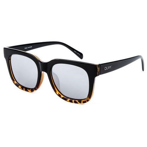 Quay australia Okulary słoneczne quay australia qu-000158 libre tort/slv