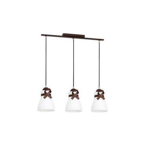 Lampa wisząca REBEL 3xE27/60W/230V (5907565963823)