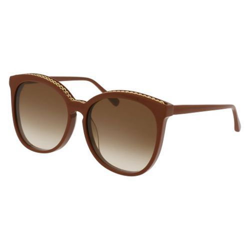 Okulary Słoneczne Stella McCartney SC0074SA Asian Fit 005