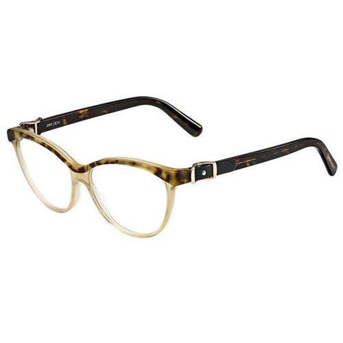 Okulary korekcyjne 102 7yv marki Jimmy choo