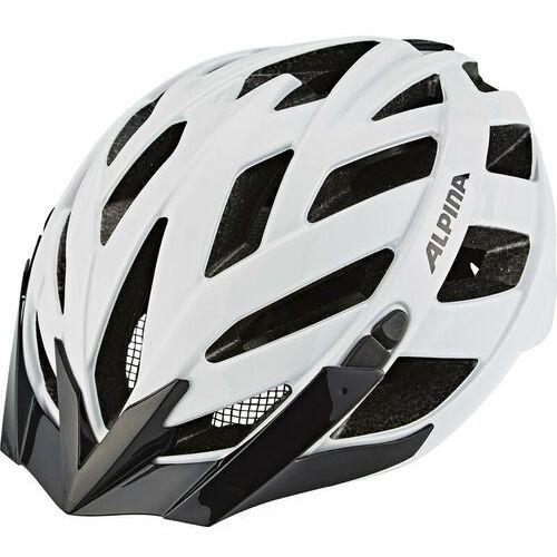 Alpina Panoma Classic Kask rowerowy biały 56-59cm 2018 Kaski rowerowe