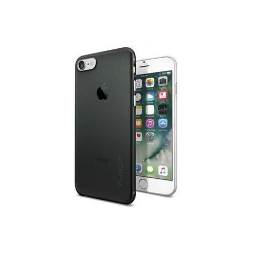 Apple iphone 8 - etui na telefon air skin - black marki Spigen