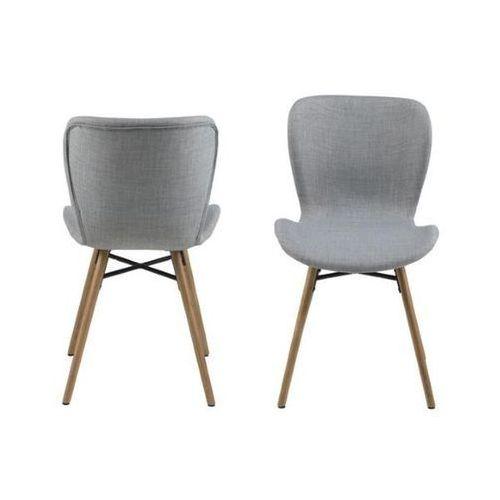 Krzesło Batilda light grey (2200000092335)