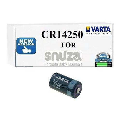 Bateria do snuza go halo cr14250 ls14250 marki Varta
