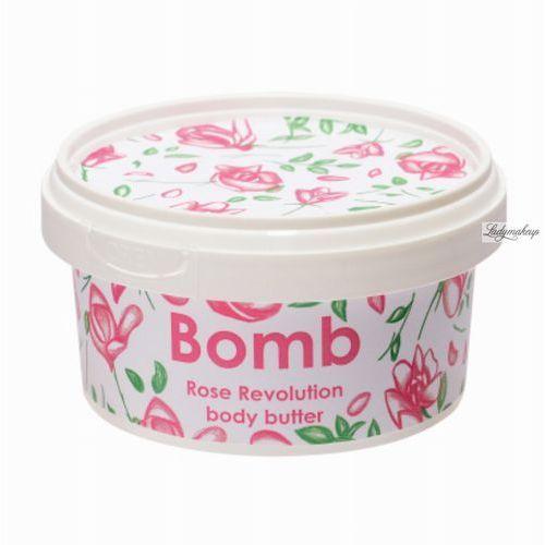 Bomb cosmetics rose revolution masło do ciała (shea body butter) 200 ml (5037028239001)