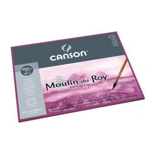 moulin du roy® papier akwarelowy 56x76/10 satine marki Canson