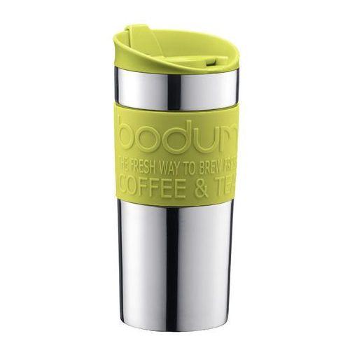 Bodum - kubek termiczny Travel Mug 0.35 l, limonkowy - limonkowy