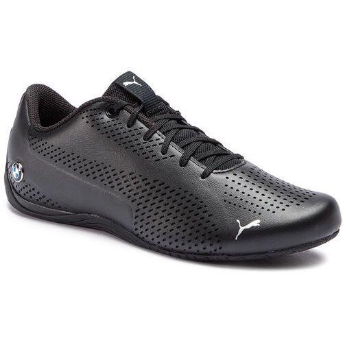 Sneakersy PUMA - BMW MMS Drift Cat Ultra 5 II 306421 01 Puma Black/Puma Black, kolor czarny