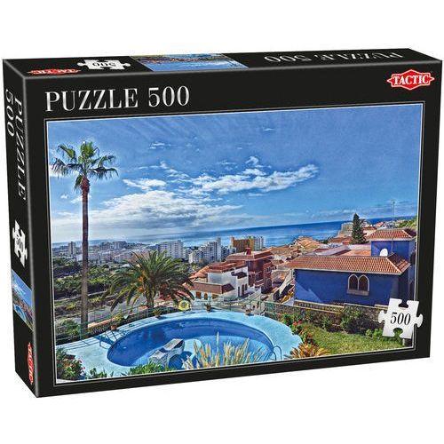Blue Sky Puzzle 500 elementów, AM_6416739535630