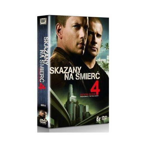 Imperial cinepix Skazany na śmierć - sezon 4 (dvd) - kevin hooks, bobby roth
