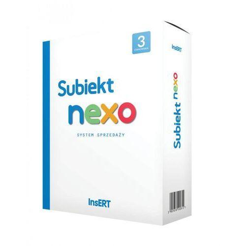 Subiekt nexo - dodatkowe 3 stanowiska marki Insert