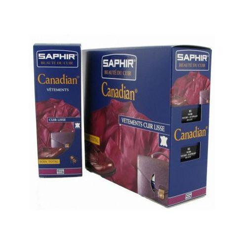 Saphir Canadian Krem regenerujący do skór, kórtek skórzanych 75 ml