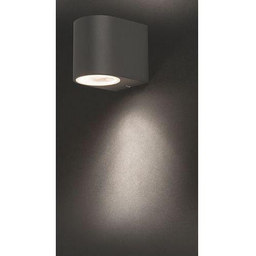 Kinkiet Nowodvorski Nico 9518 lampa ścienna ogrodowa 1X10W GU10 IP54 grafit (5903139951890)