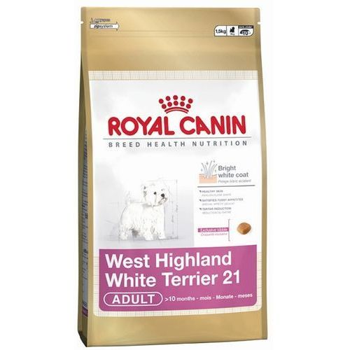 west highland white terrier adult 0,5kg marki Royal canin