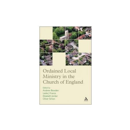 Ordained Local Ministry in the Church of England (9781441159557)