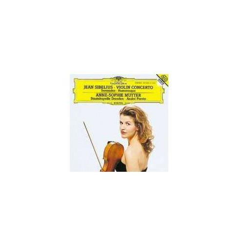Violin Concerto / 2 Serenaden / Serenades Op. 69 / Humoresque Op. 87 No. 1 (0028944789522)