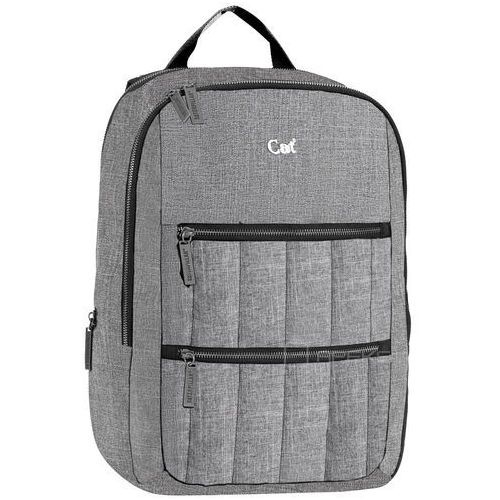 Caterpillar Kelly Bag plecak damski na laptopa 13'' CAT / Shale Grey - Shale Grey, kolor szary