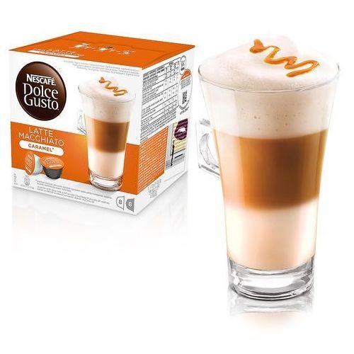 Nescafe Kapsułka  dolce gusto latte macchiato caramel (7613033024160)