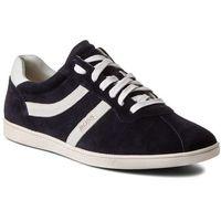 Sneakersy BOSS - Rumba 50379611 10204332 01 Dark Blue 401