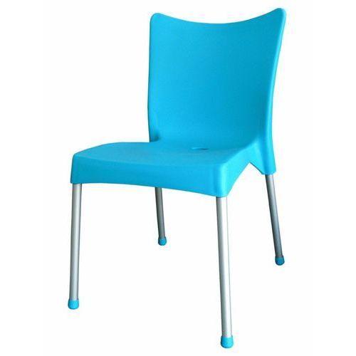 Mega plast krzesło mp464 vita, turkusowe (8606006429214)