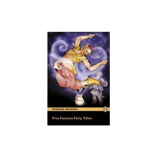 Five Famous Fairy Tales Book & MP3 Pack: Level 2 - wyślemy dzisiaj, tylko u nas taki wybór !!! (2011)