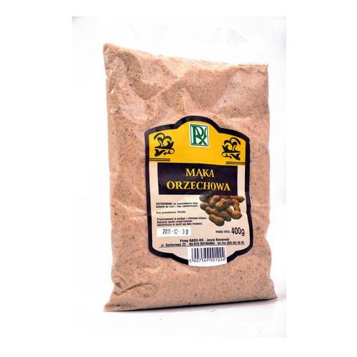 Mąka orzechowa - mielone orzechy 400g marki Radix-bis