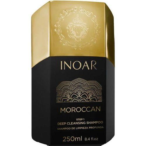 Inoar moroccan keratin szampon przygotowujący do keratynowego prostowania 250 ml (7898581083641)