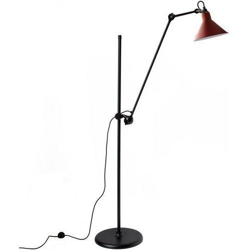 Lampe gras n°215 - lampa podłogowa - czarny/czerwony