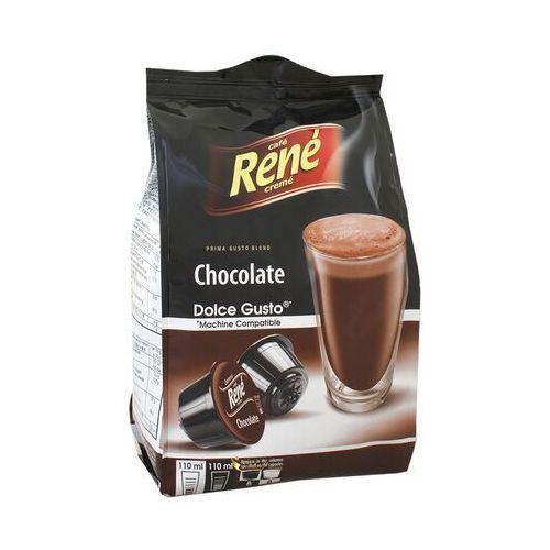 Rene chocolate 16 kapsułek do dolce gusto marki Nespresso kapsułki