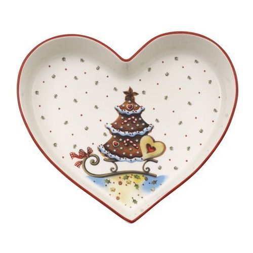 - winter bakery delight miska serce marki Villeroy & boch
