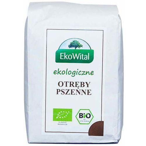 Otręby pszenne bio 500 g ekowital, marki Eko wital