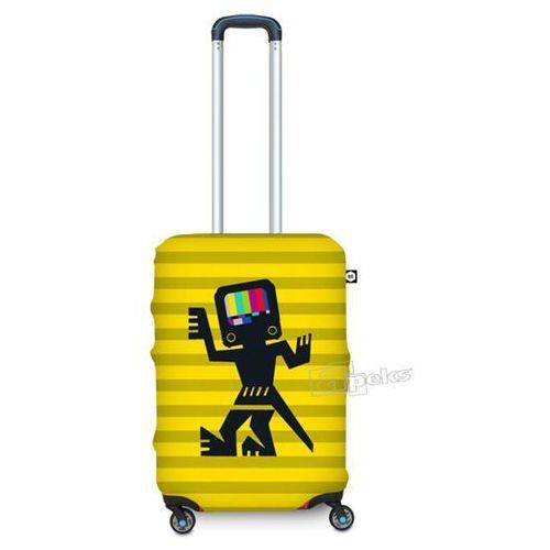 Bg berlin pokrowiec na małą walizkę / rozmiar s / caveman yellow - caveman yellow