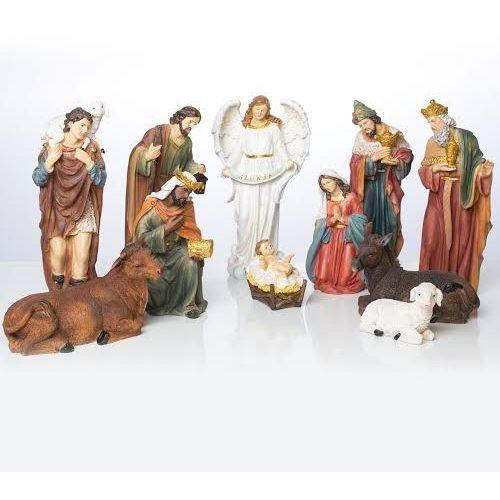 Szopka bożonarodzeniowa tradycyjna